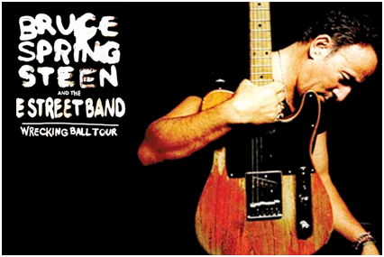 Bruce Springsteen - Wrecking Ball Tour