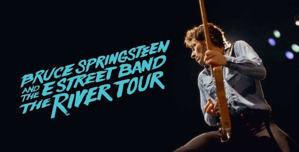 BRUCE SPRINGSTEEN & THE E STREET BAND - The River Tour
